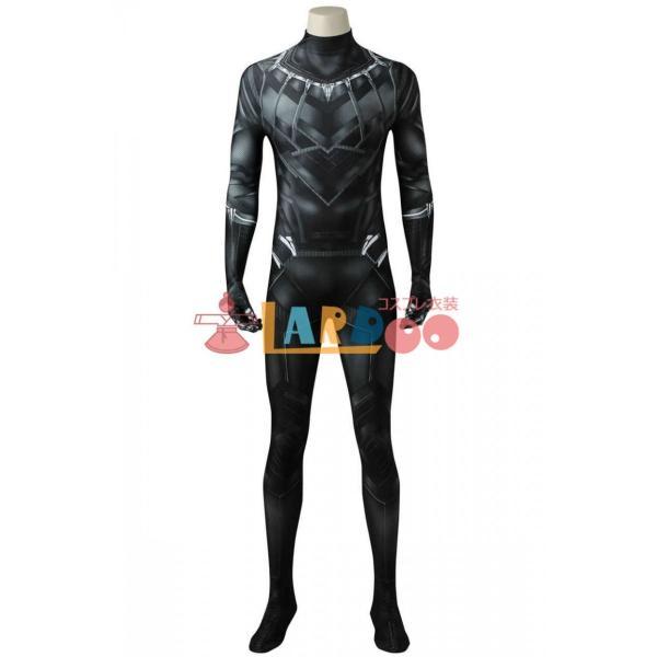 ブラックパンサー Black Panther ティ・チャラ コスプレ衣装