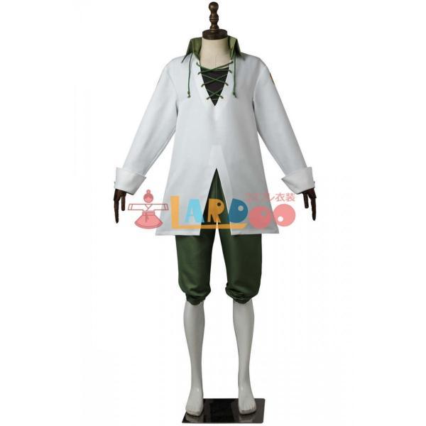 七つの大罪 戒めの復活 メリオダス コスプレ衣装