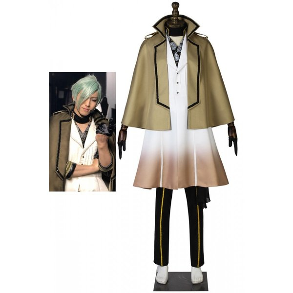 ミュージカル『刀剣乱舞』刀ミュ 膝丸 つはものどもがゆめのあと コスプレ衣装