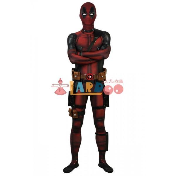 「デッドプール2」デッドプール Deadpool マーベル映画 コスプレ衣装