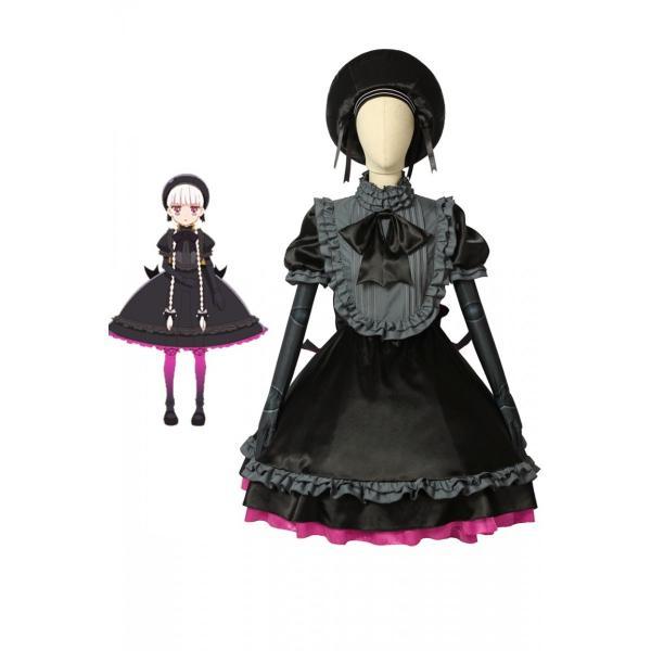 FGO Fate/Grand Order キャスター ナーサリー・ライム コスプレ衣装