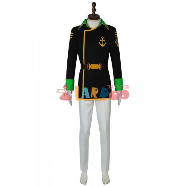 宇宙戦艦ヤマト2202 愛の戦士たち 島大介 コスプレ衣装