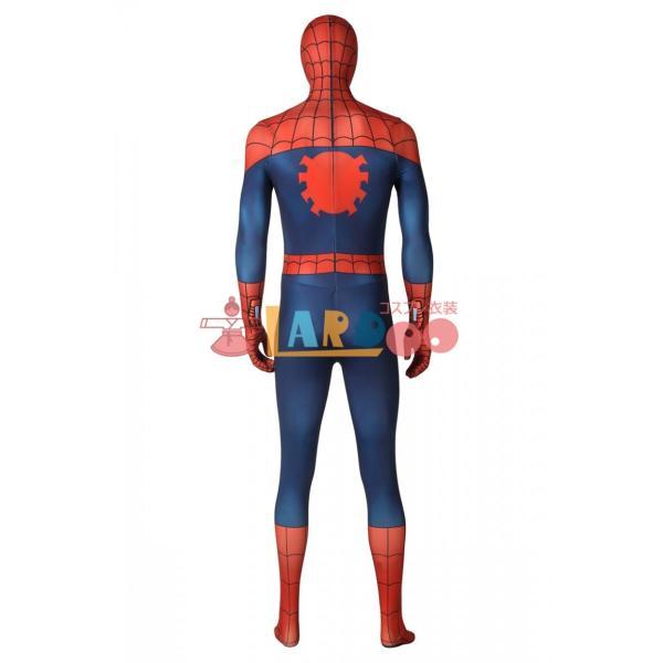 アルティメット・スパイダーマン ピーター・パーカー Ultimate Spider-Man Season1 Peter Parker コスプレ衣装 コスチューム lardoo-store 05