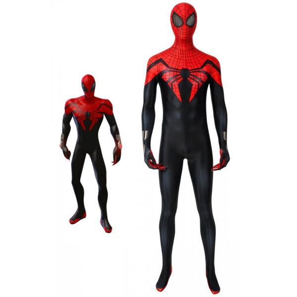 スパイダーマン スーペリア・スパイダーマン ピーター・パーカー Marvel Comics Superior Spiderman コスプレ衣装
