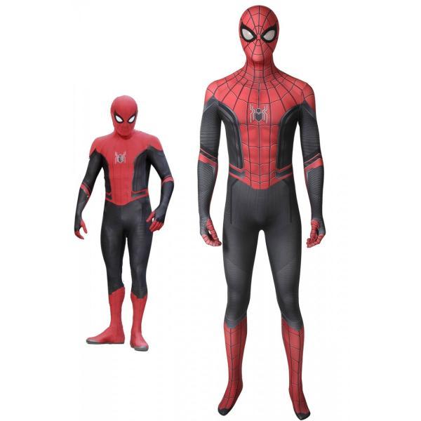 スパイダーマン:ファー・フロム・ホーム Spider-Man: Far From Home 2019 ピーター・パーカー コスプレ衣装