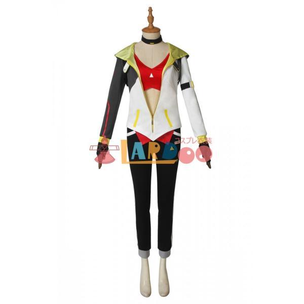 #COMPASS #コンパス 戦闘摂理解析システム 輝龍院きらら コスプレ衣装 コスチューム 仮装 ゲーム cosplay 仮装|lardoo-store|02