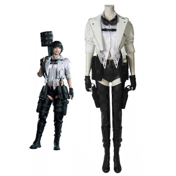 Devil May Cry 5 DMC LADY デビルメイクライ5 デビクラ デビル レディ コスプレ衣装