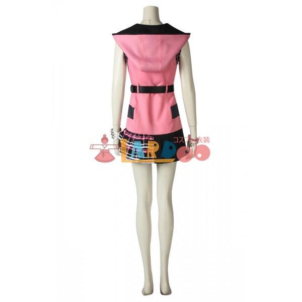 キングダム ハーツIII KHIII カイリ KINGDOM HEARTS 3 Kairi ゲーム コスプレ衣装 コスプレ コスチューム 欧米 cosplay 仮装|lardoo-store|06