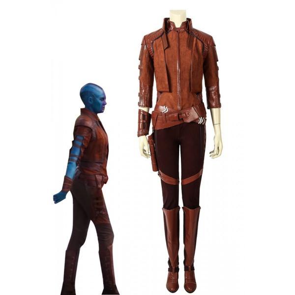 アベンジャーズ/エンドゲーム ネビュラ Avengers: Endgame Nebula コスプレ衣装