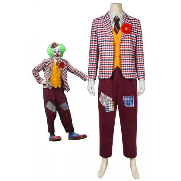 ジョーカー アーサー・フレック/ジョーカー Joker The Joker Arthur Fleck コスプレ衣装