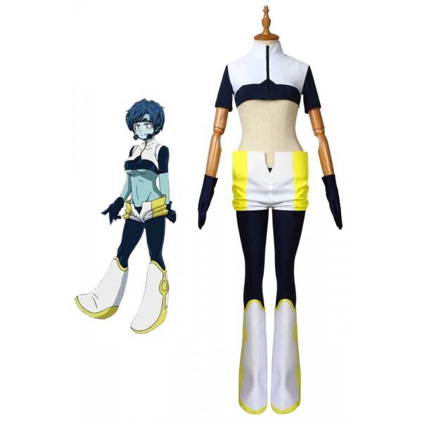 僕のヒーローアカデミア ヒロアカ ヒーロー バブルガール 泡田薫子 Bubble Girl コスプレ衣装