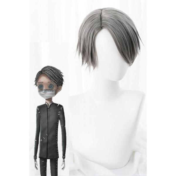 IdentityV 第五人格 納棺師 ウィッグ コスプレ用 ネット付き cosplay|lardoo-store