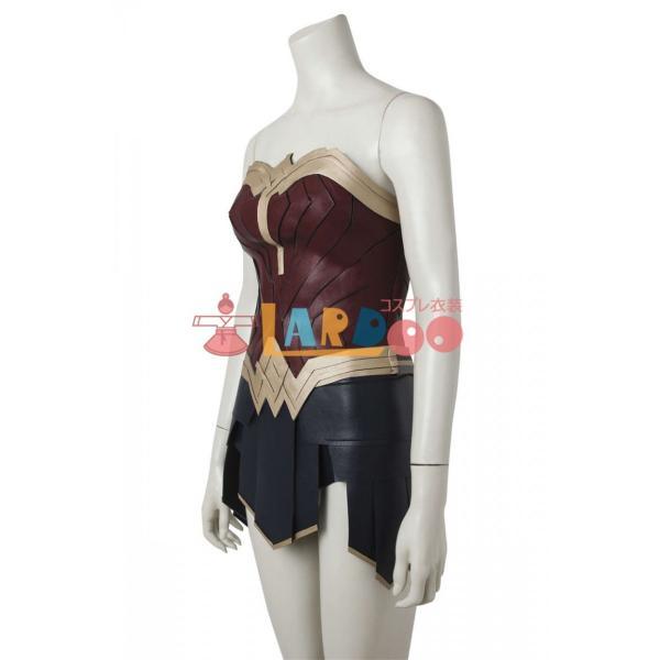 ワンダーウーマン (Wonder Woman)ダイアナ・プリンス DC映画 コスプレ衣装 激安 アニメ コスチューム ゲーム 仮装 cosplay|lardoo-store|04