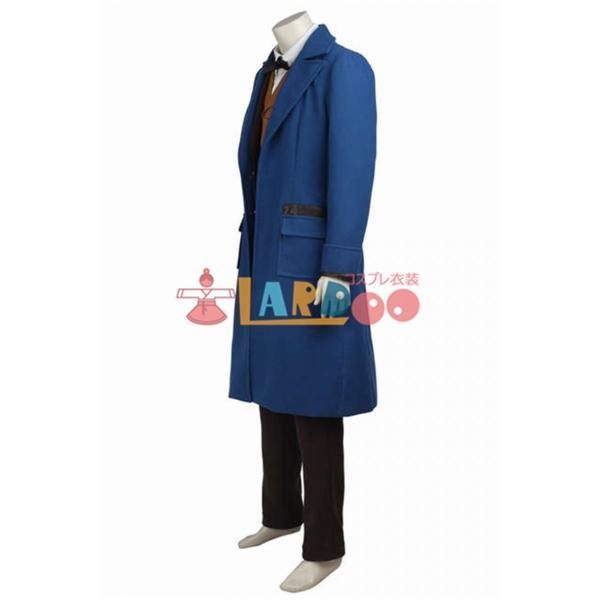 ファンタスティック・ビーストと魔法使いの旅 ニュート コスプレ衣装|lardoo-store|02