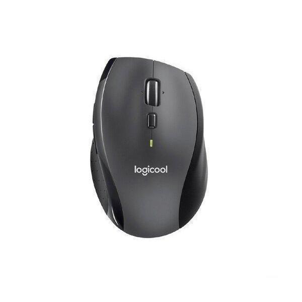 Logicool ロジクール ワイヤレスマラソンマウス M705m 7ボタン 快適形状 Mac/Win対応 長電池寿命 光学式マウス