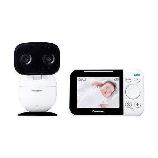  パナソニック KX-HC705-W モニター付き屋内カメラ 設定不要 ベビーモニター