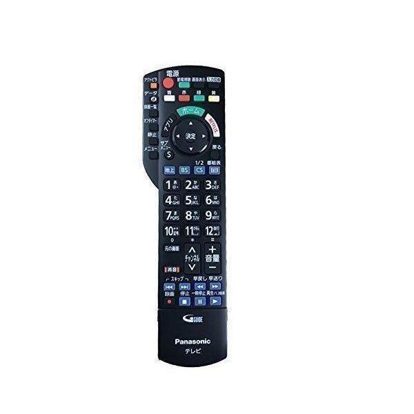 PanasonicパナソニックN2QAYB001016液晶テレビ用リモコン