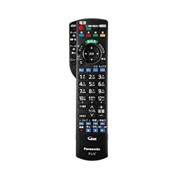 PanasonicN2QAYB000732パナソニックテレビ用リモコンリモートコントローラービエラプラズマテレビ用純正