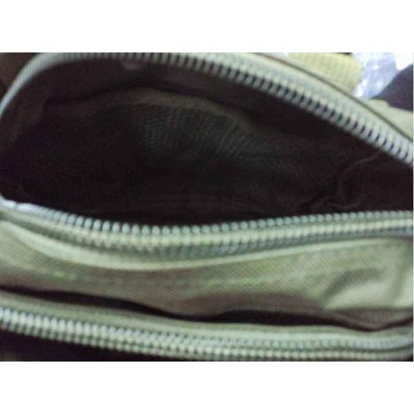 ミリタリーバッグ アーミーバッグ 防水 ショルダーバッグ、ウェストバッグ、メッセンジャーバッグ、手提げの4WAY|lassana|11