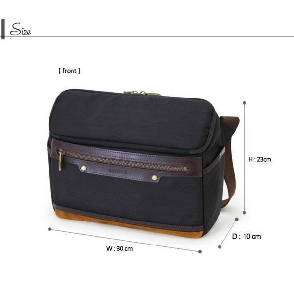 カメラバッグ 豊岡製鞄 ビートテックス ショルダーバッグ |lassana|03