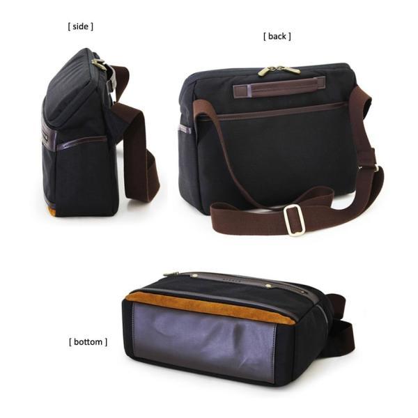 カメラバッグ 豊岡製鞄 ビートテックス ショルダーバッグ |lassana|04