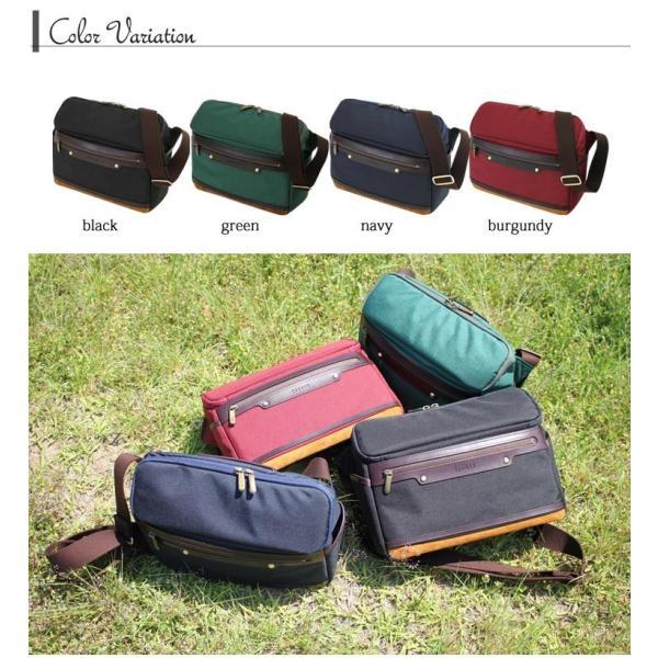 カメラバッグ 豊岡製鞄 ビートテックス ショルダーバッグ |lassana|05