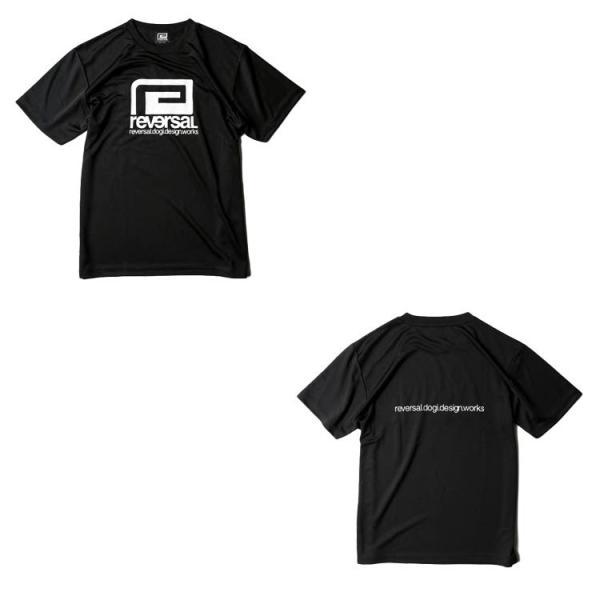 リバーサル Tシャツ reversal 半袖 メンズ ドライ メッシュ BIG MARK DRY MESH TEE 定番 2019 新作|lattachey|11