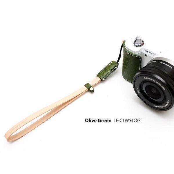LIM'S/リムズ カメラリストストラップ Mirrorless Camera Wrist Strap 4Color