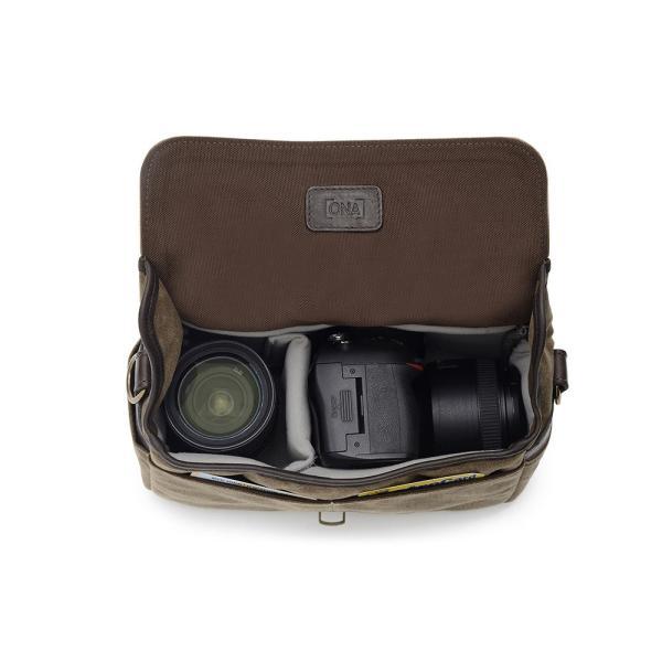 ONA カメラバッグ BOWERY FIELD TAN バワリー フィールドタン ONA5-014RTJP