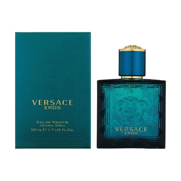 ヴェルサーチ VERSACE エロス オーデトワレ EDT 50ml 男性用香水 正規品|lavien