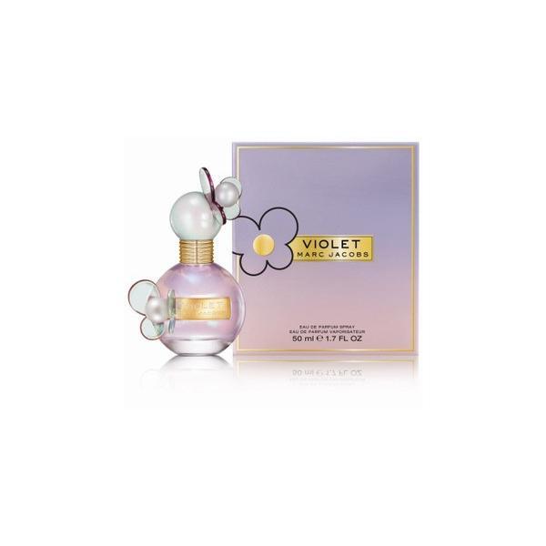 マークジェイコブス MARC JACOBS バイオレット オードパルファム スプレータイプ EDP 50ml  女性用香水 正規品|lavien