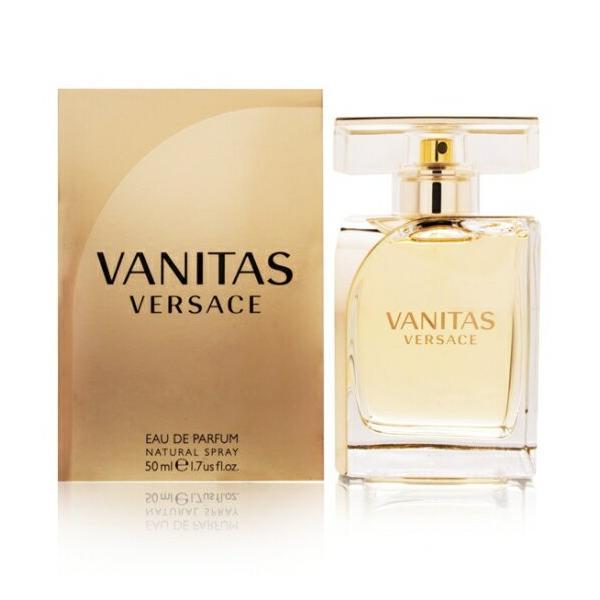 ヴェルサーチ VERSACE ヴェルサーチ ヴァニタス オードパルファム EDP 50ml 女性用香水 正規品|lavien