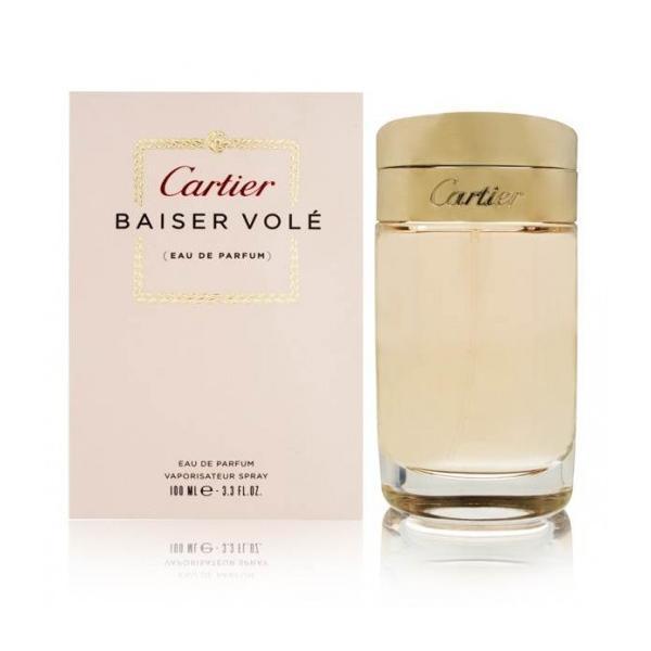 【カルティエ】 ベーゼ ヴォレ EDP 100ml[香水・フレグランス:フルボトル:レディース・女性用] lavien