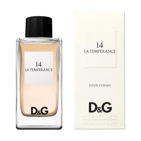 ドルチェ & ガッバーナ D&G 14 ラ タンペランス オードトワレスプレー EDT 100ml 女性用香水 正規品|lavien