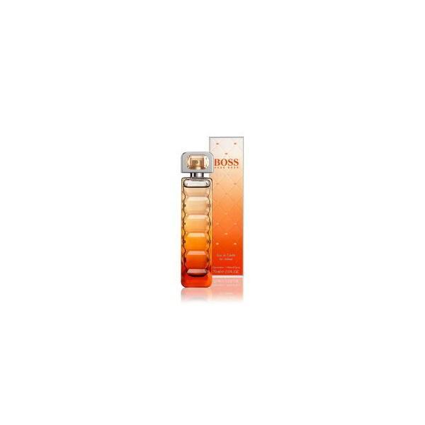 ヒューゴボス HUGO BOSS ボス オレンジ サンセット ウーマン EDT 75ml 女性用香水 [正規品] レア香水|lavien