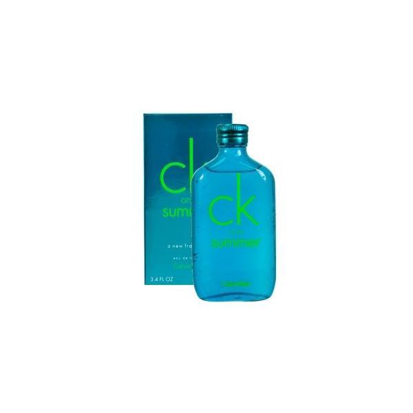 カルバンクラインCALVIN KLEIN シーケー ワン サマー (2013) EDT SP 100ml UNISEX・香水・フレグランス 正規品|lavien