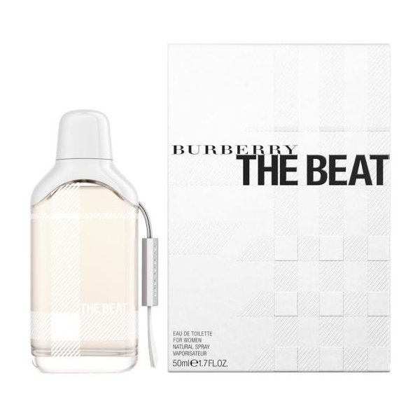 バーバリー BURBERRY ザ ビート オードトワレ EDT 50ml 女性用香水 正規品|lavien