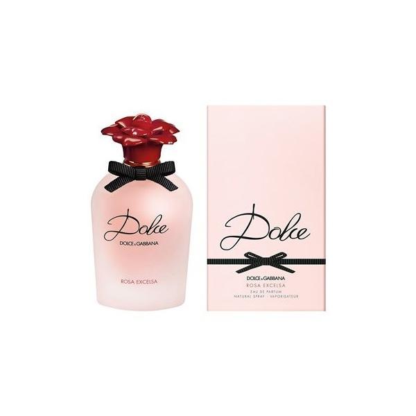 ドルチェ & ガッバーナ D&G ドルチェ ローサ エクセルサ オードパルファム スプレー EDP 75ml 女性用香水 正規品|lavien