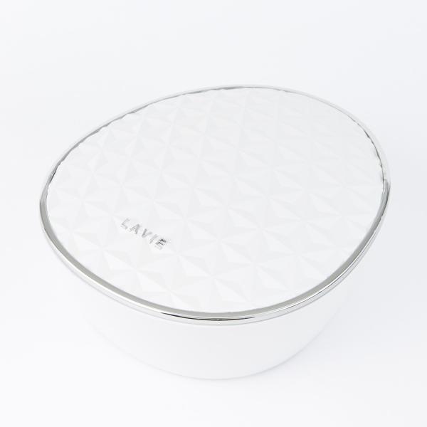 【公式ショップ】LAVIE(ラヴィ)家庭用IPLフラッシュ脱毛器 オールインワンセット ホワイトxシルバー LVA502 メーカー販売|lavieofficial|03