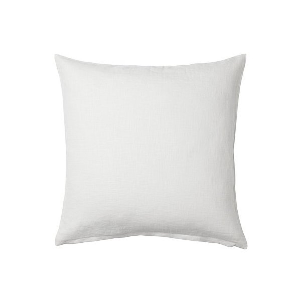 IKEAクッションカバーVIGDISホワイト50x50 cm送料¥750!代引き可