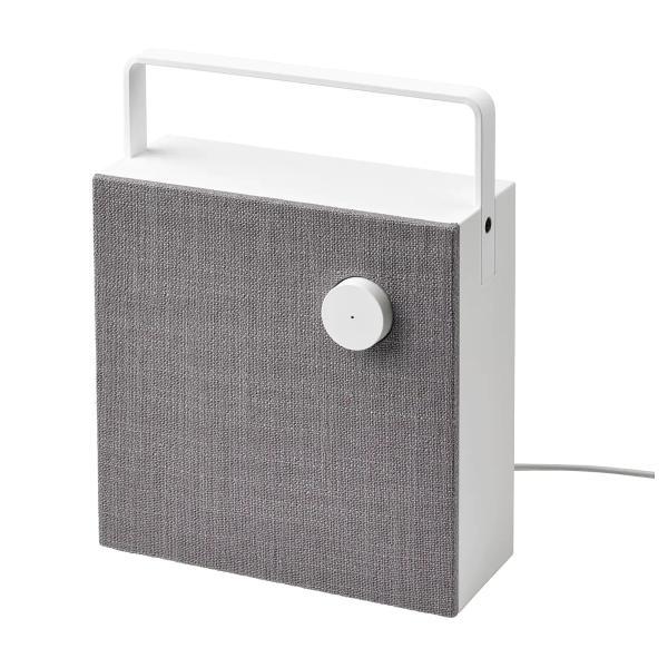 IKEA Bluetooth スピーカーENEBY ホワイト20x20 cm送料¥750!代引き可