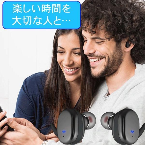 ワイヤレス イヤホン Bluetooth イヤホン bluetooth イヤホン ブルートゥース イヤホン iphone8 イヤホン|lazo-office|12