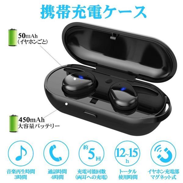 ワイヤレス イヤホン Bluetooth イヤホン bluetooth イヤホン ブルートゥース イヤホン iphone8 イヤホン|lazo-office|05