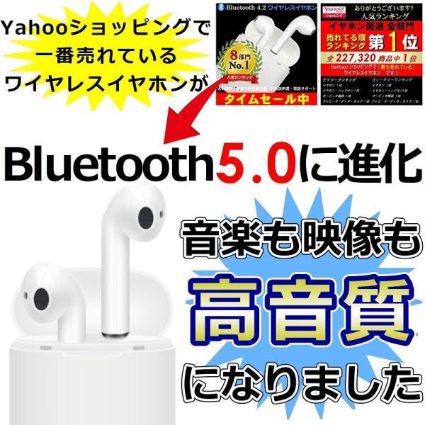 Bluetooth5.0 ワイヤレス イヤホン Bluetooth イヤホン bluetooth イヤホン ブルートゥース イヤホン iphone イヤホン iphone Android 対応|lazo-office|02