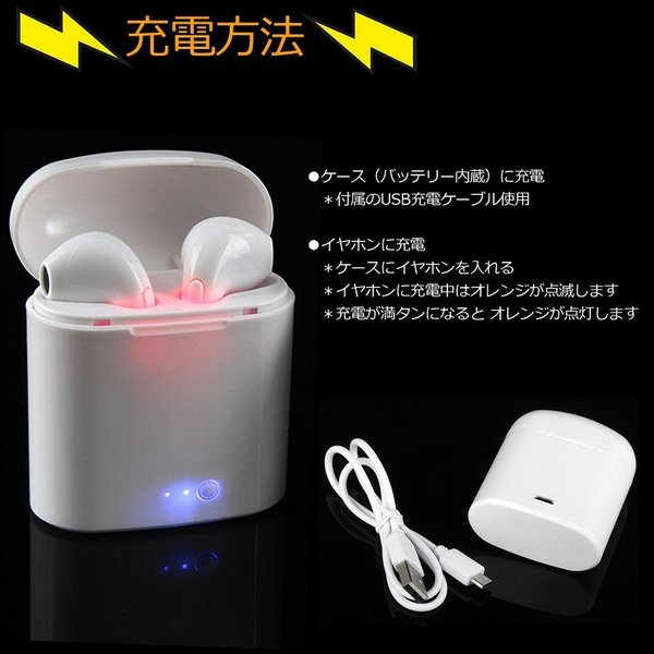 Bluetooth5.0 ワイヤレス イヤホン Bluetooth イヤホン bluetooth イヤホン ブルートゥース イヤホン iphone イヤホン iphone Android 対応|lazo-office|15