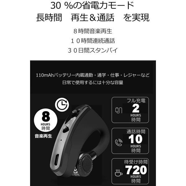 ワイヤレス イヤホン Bluetooth イヤホン bluetooth イヤホン  ブルートゥース イヤホン iphone8 イヤホン iphone Android 対応 マイク 内蔵|lazo-office|07