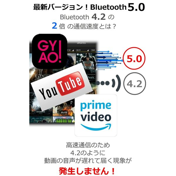 ワイヤレスイヤホン Bluetooth イヤホン bluetooth5.0 イヤホン ブルートゥース イヤホン iphone Android 対応 送料無料|lazo-office|14