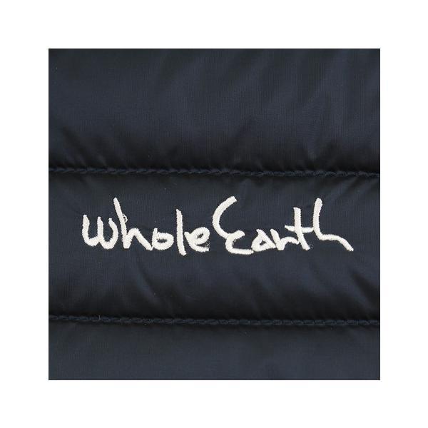 ホールアース(Whole Earth) ダウンジャケット WEFDAR03 NVY (Men's)|lbreath|06