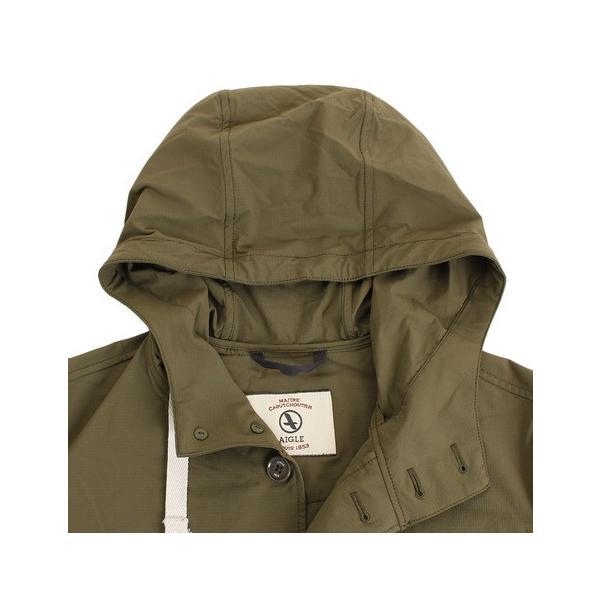 AIGLE 【オンライン限定売価】カントリーパーカジャケット ZBH029J-055 (Men's)|lbreath|03