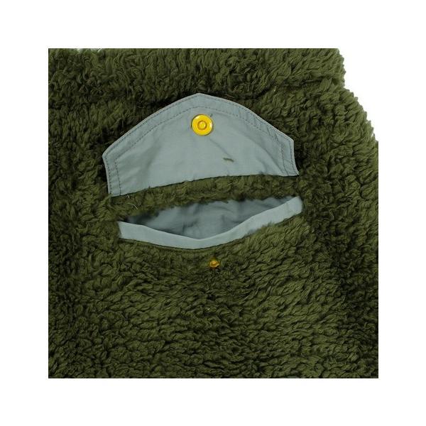 チャムス(CHUMS) フリースエルモスカート CH18-1080 Khaki (Lady's)|lbreath|03